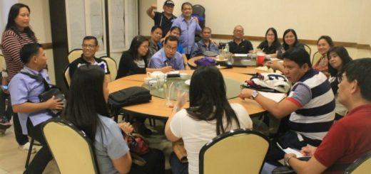Provincial Training Center - Tarlac Hosts Feb 2017 ACE Meet