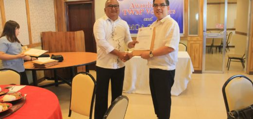 AWARDING OF TWSP VOUCHERS AND MOA SIGNING