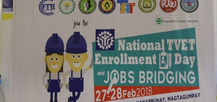 TESDA Launches National TVET Enrollment Day and Jobs Bridging in Tarlac