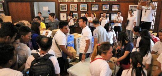 TESDA Tarlac Distributes STEP Tool Kits at Bulwagan ng mga Gobernador