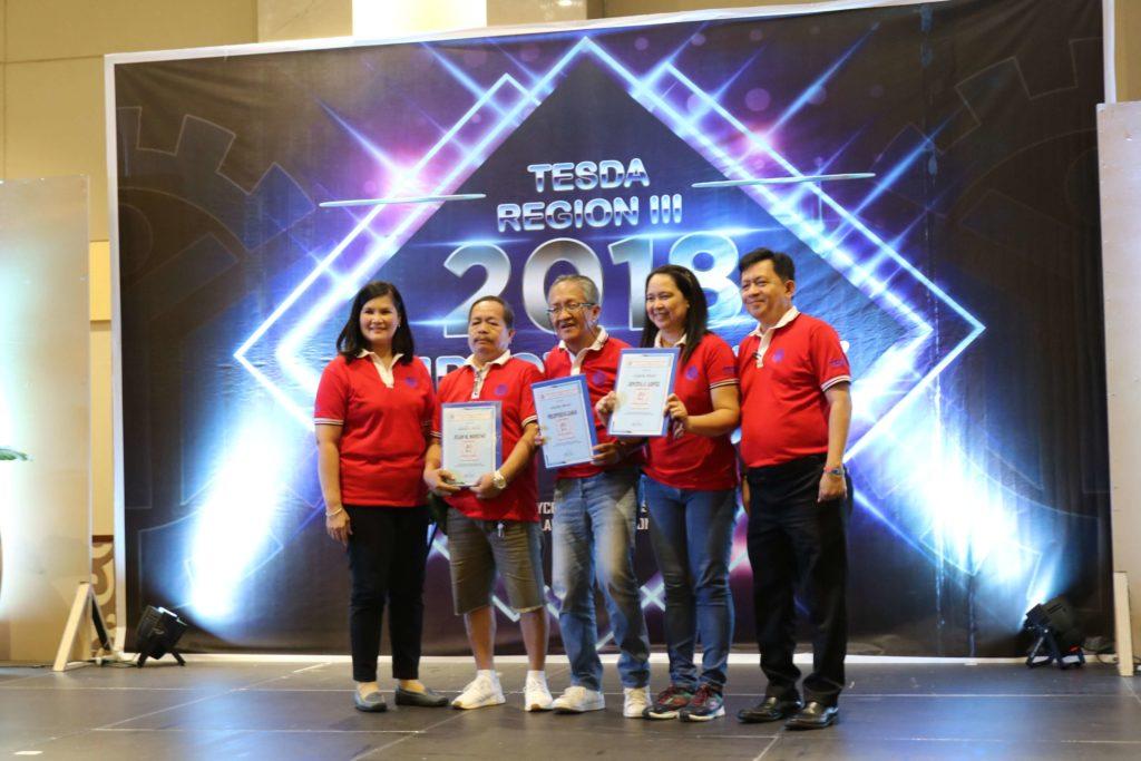 TESDA Region III Celebrates 2018 Employees Day