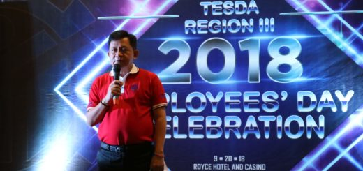 TESDA Region III Celebrates 2018 Employees Day