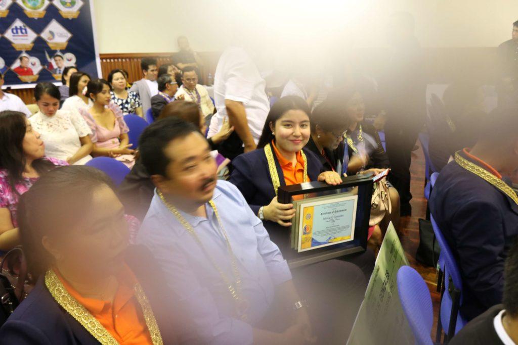 Tarlac Provincial Government Wins 2018 TESDA National Kabalikat Award