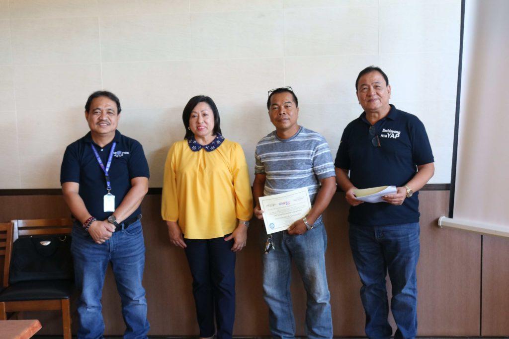 TESDA Tarlac Holds 2019 Tarlac Provincial Skills Competition Awarding Ceremony