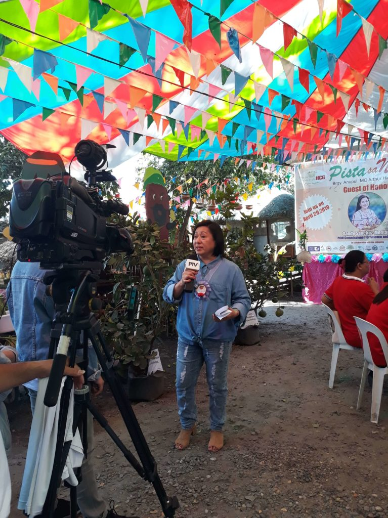 TESDA Tarlac Lends Support to Empowering Women through Sustainable Agriculture