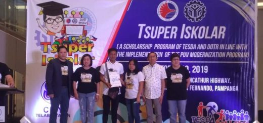 TESDA Launches the TSUPER ISKOLAR