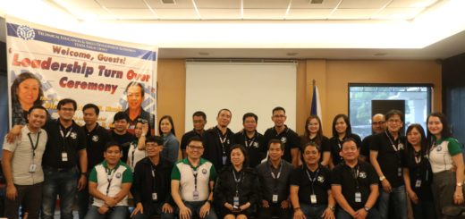 Tesda Tarlac Leadership Turn Over Ceremony