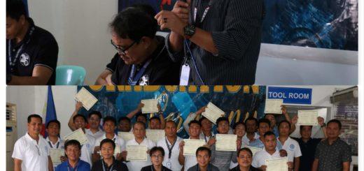 Congratulations TESDA Graduates