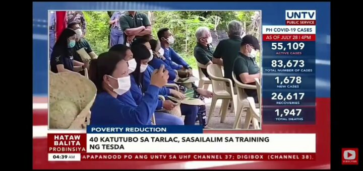 TESDA Tarlac Launches Agriculture Related Programs for Indigenous Peoples (IPS)