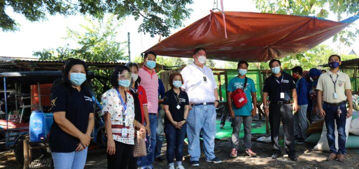 DDG Quisumbing visits IPS Scholars in Tarlac!
